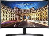 Samsung C27F398FWR 68,58 cm (27 Zoll) Curved Monitor (HDMI, Display Port, 4ms, 1920 x 1080 Pixel) schwarz