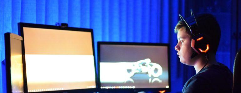 Gaming Monitor Test bis 300€